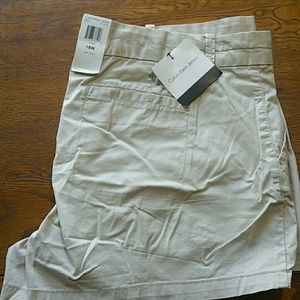 New with tags calvin klein shorts 18